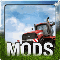 Ícone do Farming simulator 2015 mods