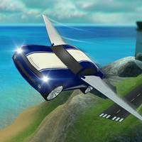 Flying Car Flight Simulator 3D icon
