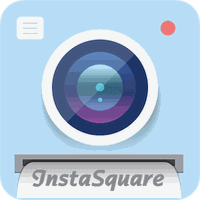 Insta Square-no crop,collage apk icon