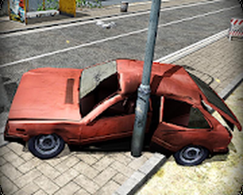 Realistic Car Crash Simulator: Beam Damage Engine Android - Free ...