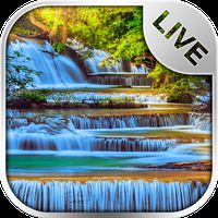Waterfall Live Wallpaper apk icon