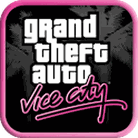 Ícone do Grand Theft Auto: Vice City