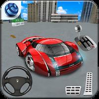Super Car Parking: Future Cars icon