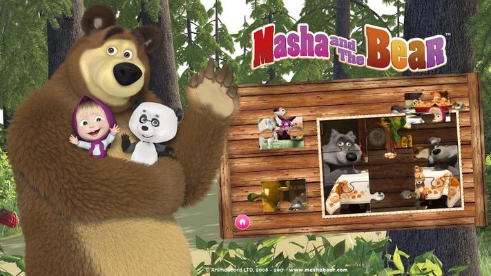 Masha E O Urso Jogos Educativos Android Baixar Masha E O Urso