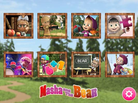 Masha e orso giochi educativi 3.0 download gratis android