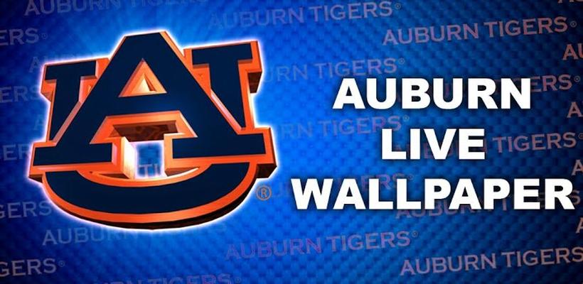 Auburn Tigers Live Wallpaper Image