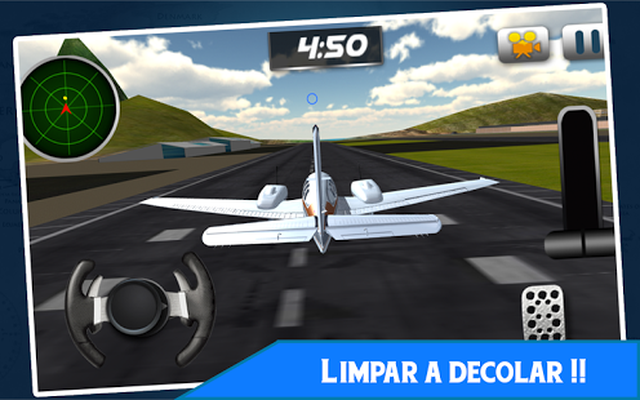 Download Real Airplane Flight Simulator 1 0 6 free APK Android