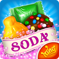 Candy Crush Soda Saga Simgesi
