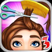 Ikon apk Hair Salon - Kids Games