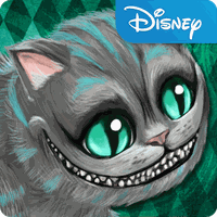 Ícone do apk Disney Alice in Wonderland
