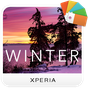 XPERIA™ Winter Theme 1.0.1 APK