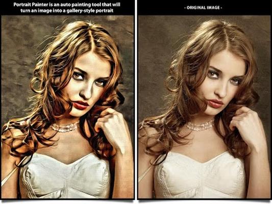 Portrait Painter Android - Free Download Portrait Painter App ...