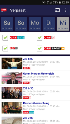 Orf Tvthek Video On Demand Android Free Download Orf