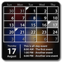 Calendar Widget: Month+Agenda 1.24.1