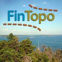 Ícone do Finland Topography