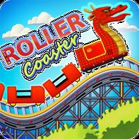 RollerCoaster Fun Park apk icon