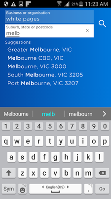 White Pages® Australia Android - Free Download White Pages