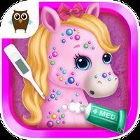 Hermanitas Pony: El hospital apk icono