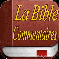 Icône de La Bible. Commentaires