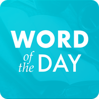 Word of the day — Daily English dictionary app icon