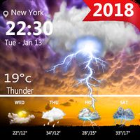 Weather Forecast 2018 APK icon