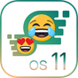 iPhone 8 Emoji Keyboard  APK