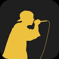 Ícone do Rap Fame by Battle Me: Rap Maker and Beats Studio