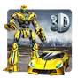 Tema robot transformasi Pertarungan 3D 1.1.14