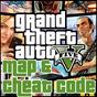 Mapa e código para GTA V 2.2.10