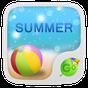 GO Keyboard Summer Time Theme 1.188.1