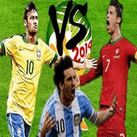 Icône apk Neymar VS Messi VS Ronaldo