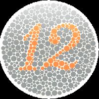 Ícone do Color Blindness Test