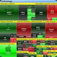Stock Market HeatMap apk icon