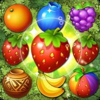 Ikon Fruits Forest : Rainbow apple