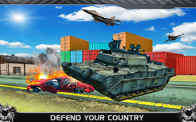 Tải miễn phí APK Tương lai quân tăng Chiến: Xe tăng chụp Trò
