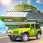 Ejército de EE.UU. Transporte de coches: Barco de 1.0