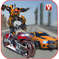 Futuristic Robot Battle apk icon