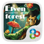 Elven Forest Dynamic Theme v1.0.27 APK