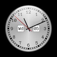 Ícone do apk Clock Live Wallpaper Free