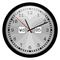 Clock Live Wallpaper Free APK Simgesi