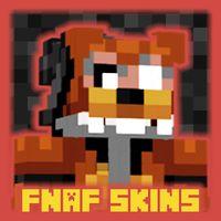 """Skins pack """" FNAF """" for MCPE mine maps! APK アイコン"""