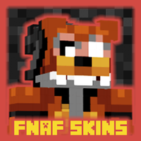 "Skins pack "" FNAF "" for MCPE mine maps! APK アイコン"