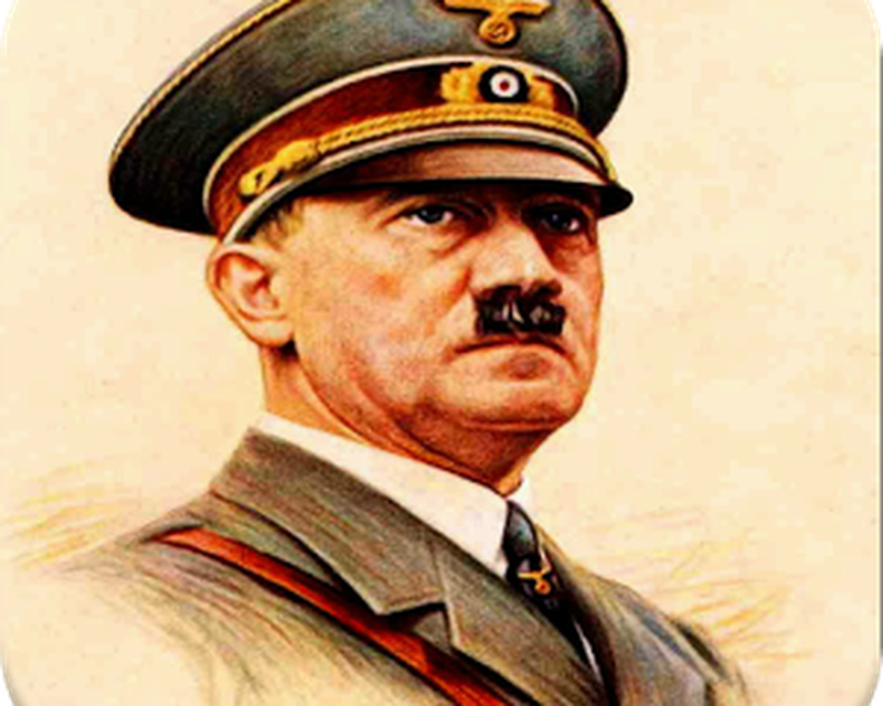 an argumentative biography of adolf hitler the leader of the nazi party and german politician