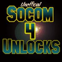 Ícone do Socom 4 Unlocks Unofficial App