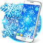 Snowflakes live wallpaper 2.2