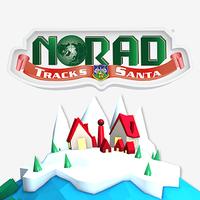 Εικονίδιο του NORAD Santa Tracker apk