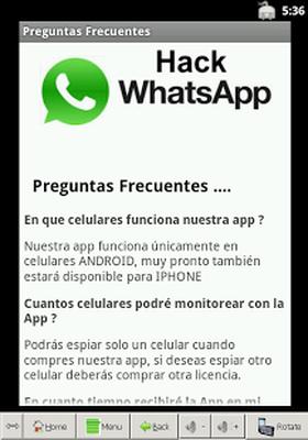 Espia cualquier WhatsApp