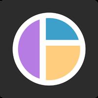 Fotos Grid -Editor de collages apk icono