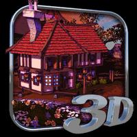 Cartoon Village 3D Simgesi