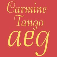 carmine tango flipfont android - free download carmine tango